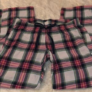 Old Navy Flannel Pants SZ S